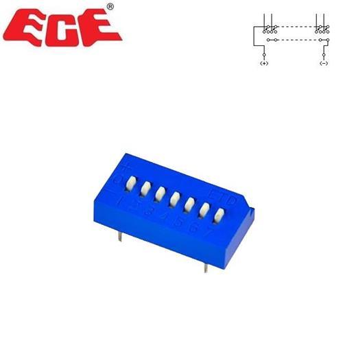 C.S. Elettronica - Elettronica, state, Dip switch 9 poli three-state ETD